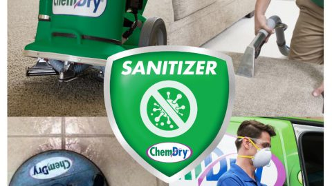 FREE Hospital Grade SANITIZING